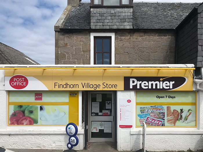 Findhorn Village Store